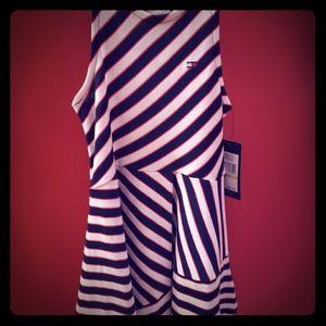 ❤ Tommy Hilfiger striped dress